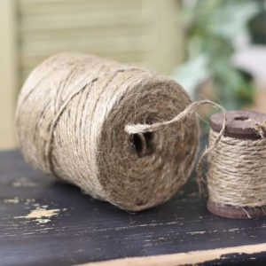 Jute Ribbon! For favor bags and tags!