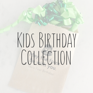 Kids Birthday Collection